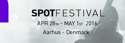 Banner Spot Festival