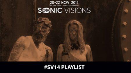 Sonic Visions 14 PLAYLIST!