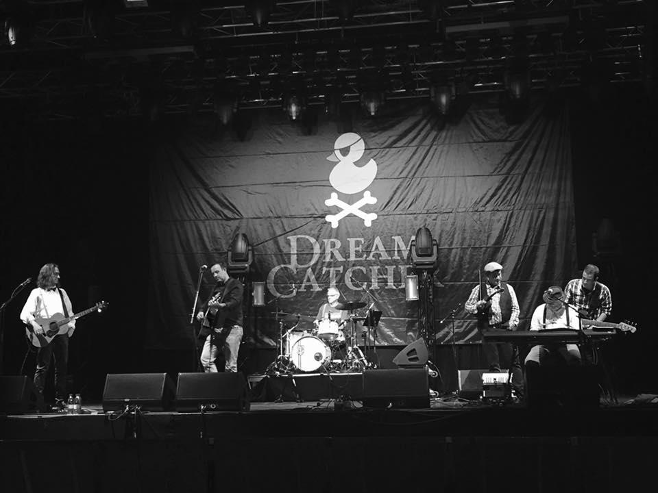 DREAM CATCHER: ALBUM RELEASE AT SV16!