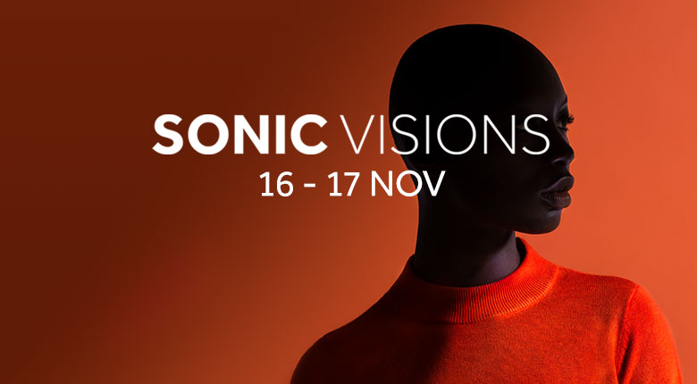 Want To Attend Sonic Visions As A Music Professional?