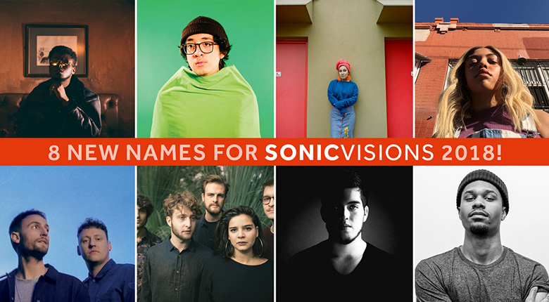 CUCO, MAHALIA, MARIBOU STATE AND MANY MORE CONFIRMED!