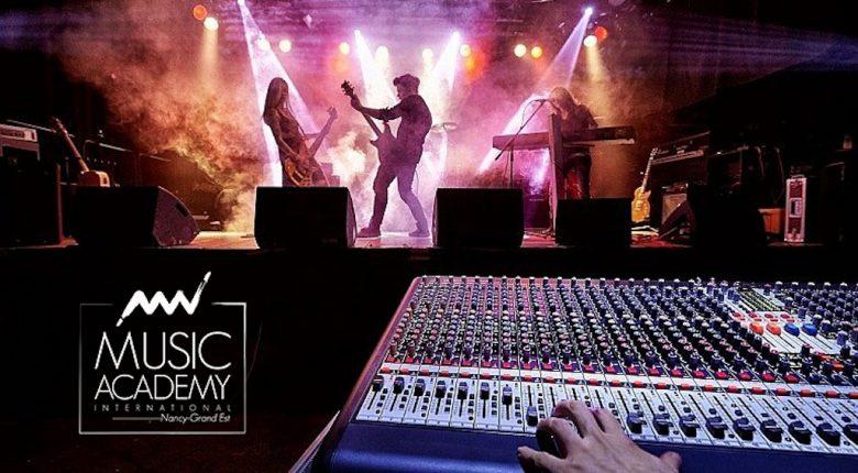 MUSIC ACADEMY INTERNATIONAL @ SONIC VISIONS
