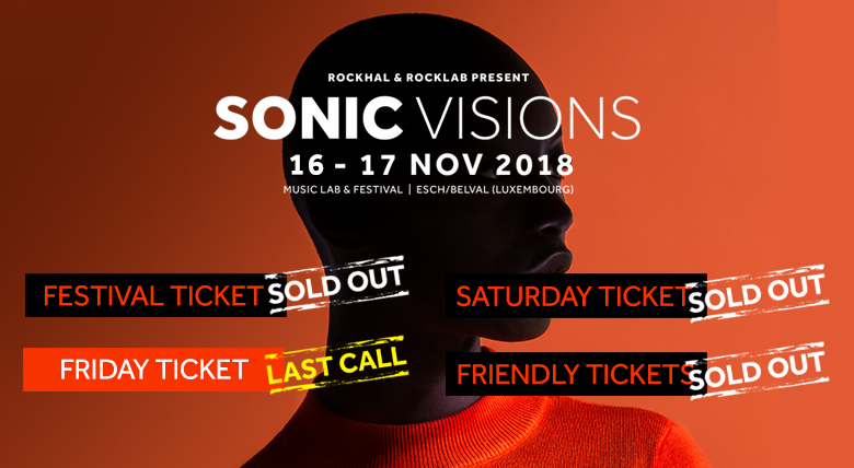 Festival, Saturday & Friendy Tickets Sold Out