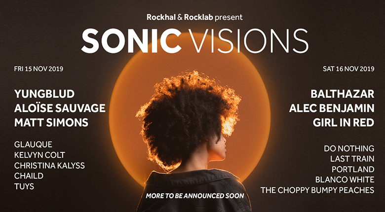 First Bands For Sonic Visions 2019 Announced!