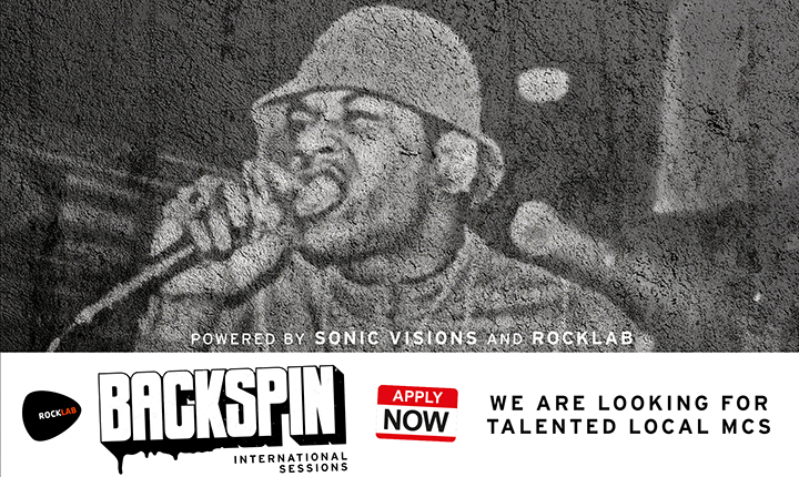 BACKSPIN International Sessions – MCs Wanted!
