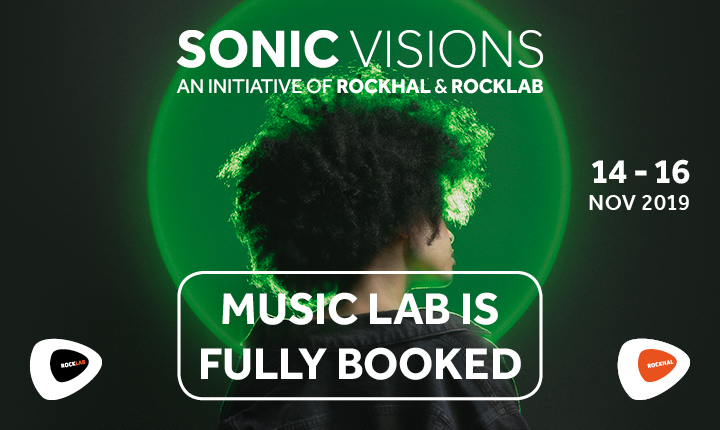 Music Lab Is Fully Booked!